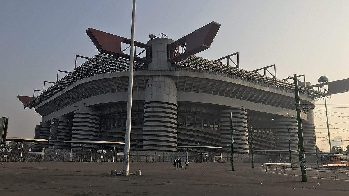 """""""Мілан"""" погодився знести легендарний стадіон """"Сан-Сіро"""" заради будівництва нової арени"""