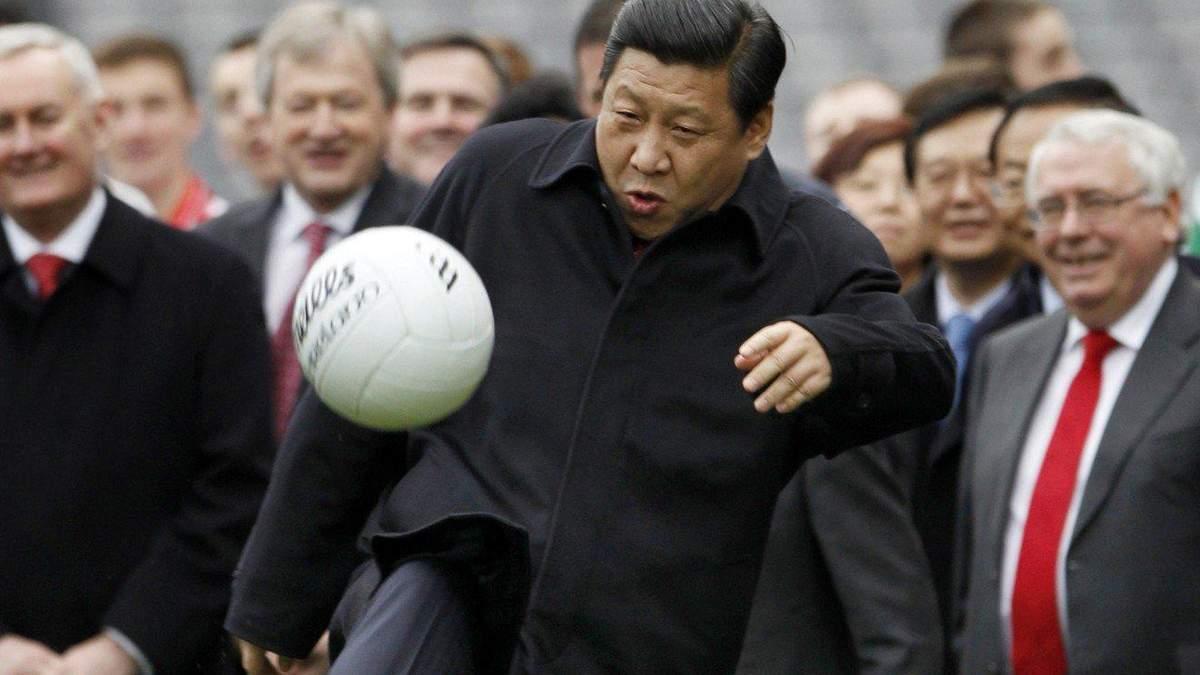 Натуралізація по-китайському: футболісти повинні вивчати історію і співати гімн