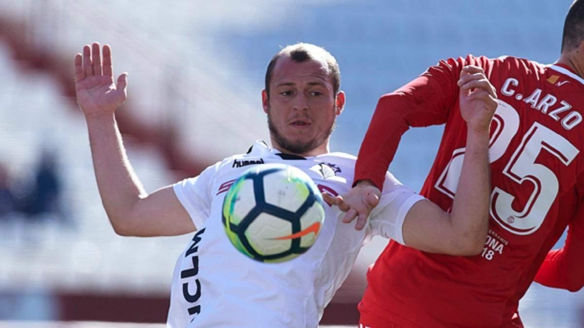 В Іспанії здивовані, чому Шевченко не викликає Зозулю в збірну України