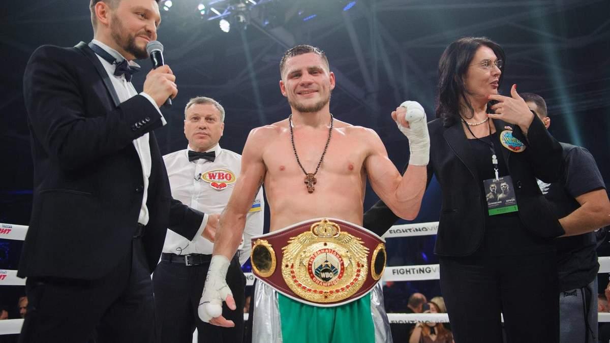 Український боксер може отримати контракт з відомим американським промоутером