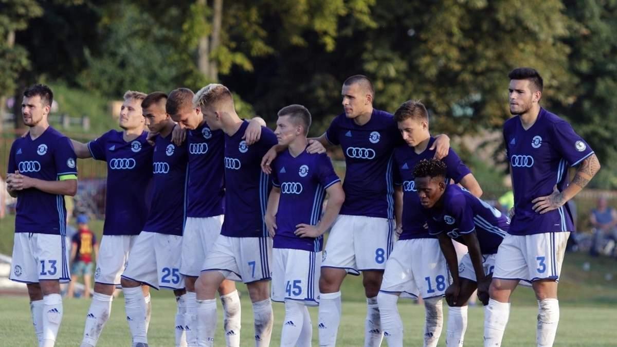 В чемпіонаті України з футболу може з'явитися клуб із Білорусі, за який виступає Мілевський