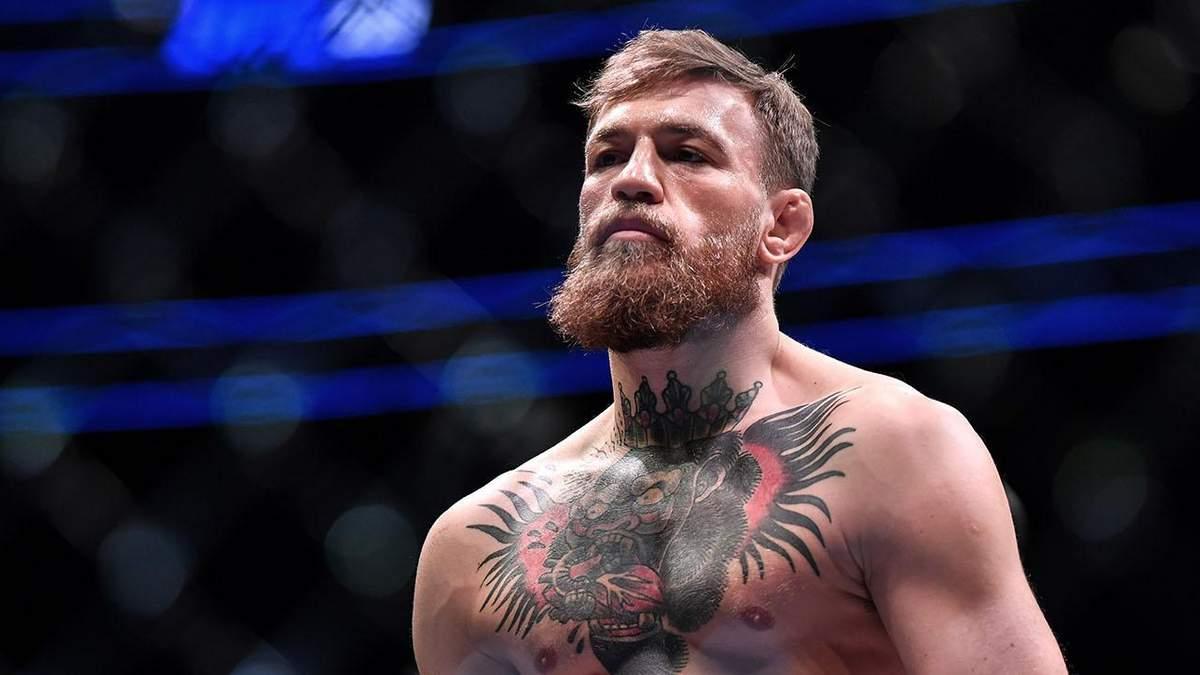 Конор МакГрегор оголосив про повернення в MMA