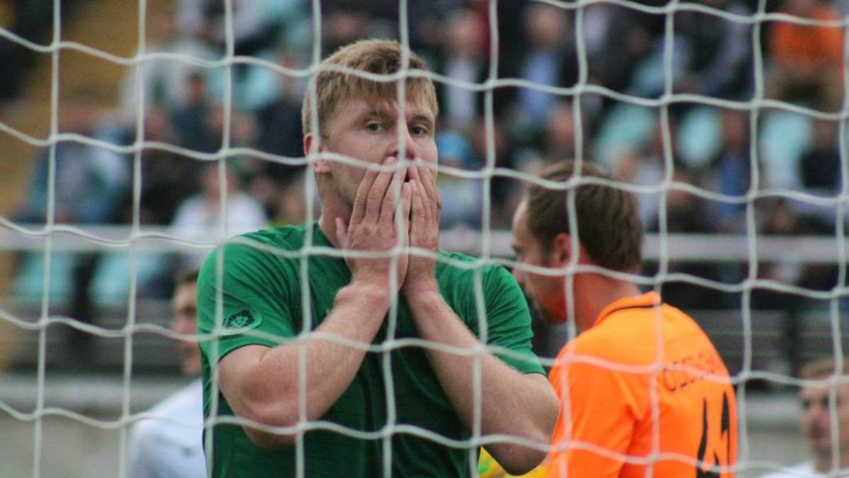 Працівник клубу Першої ліги побив арбітра – йому загрожує суворе покарання: фото