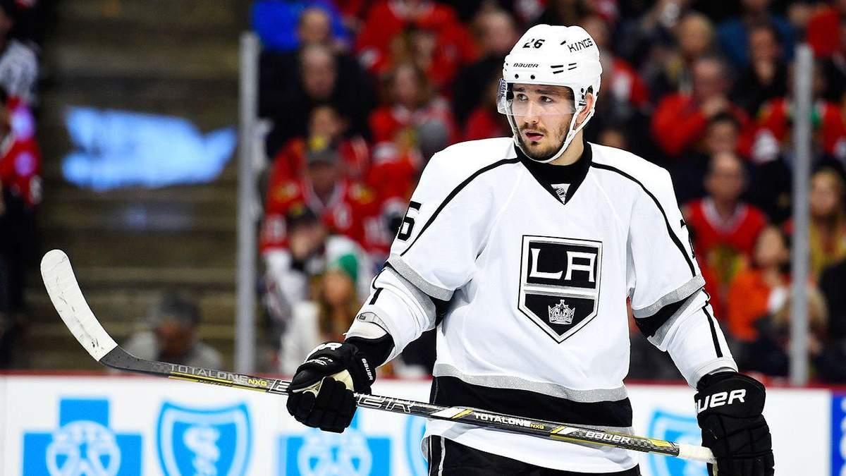 Российского хоккеиста дисквалифицировали на целый сезон в НХЛ