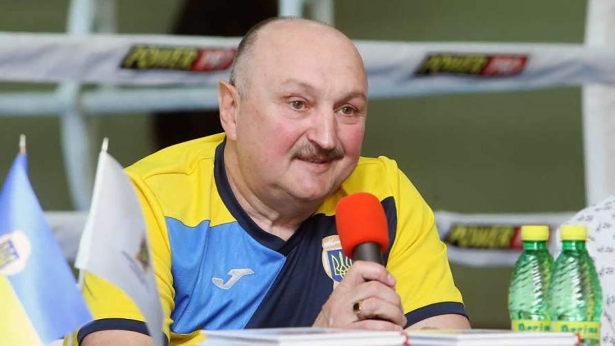 Я залишив команду на хорошій ноті – чемпіонів Європи, які перемогли всіх, – Дмитро Сосновський