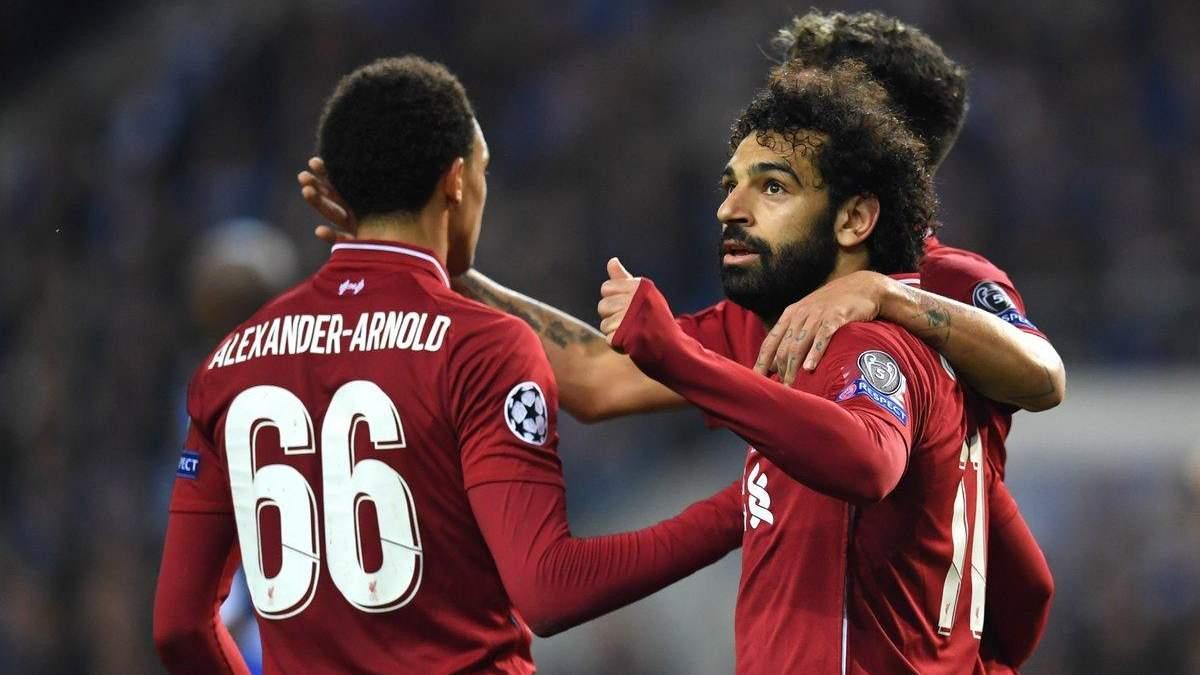 Порту – Ліверпуль: огляд матчу та відео голів - 17.04.2019 - Ліга чемпіонів