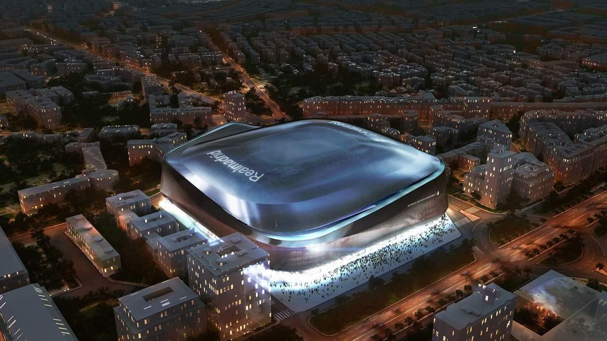 """""""Реал"""" взяв чималий кредит на реконструкцію стадіону """"Сантьяго Бернабеу"""": як виглядатиме арена"""