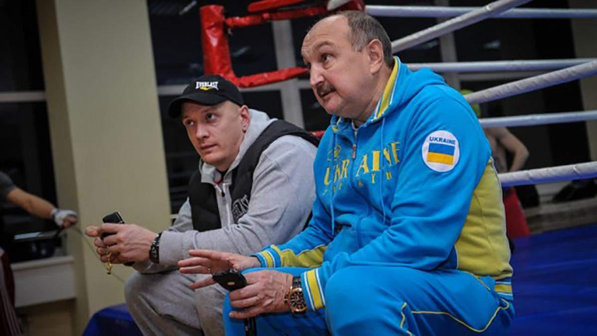 Усик може перемагати будь-якого важковаговика, – екс-тренер збірної України з боксу Сосновський
