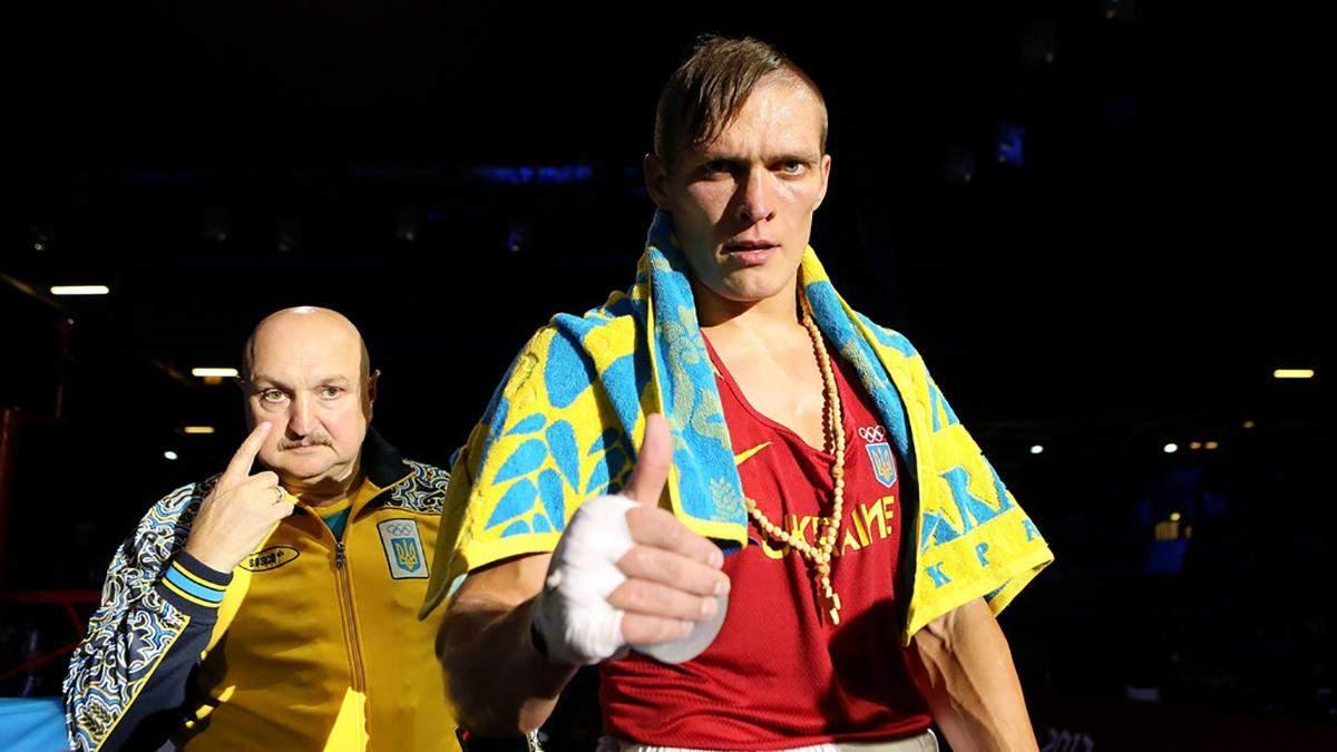 Усик с весом в 84 кг делал клоунов из боксеров, что весили 91 кг, – экс-тренер сборной Украины