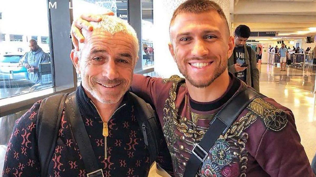 В Ломаченка є ціль – стати чемпіоном, тому він паше зранку до вечора, – екс-тренер збірної