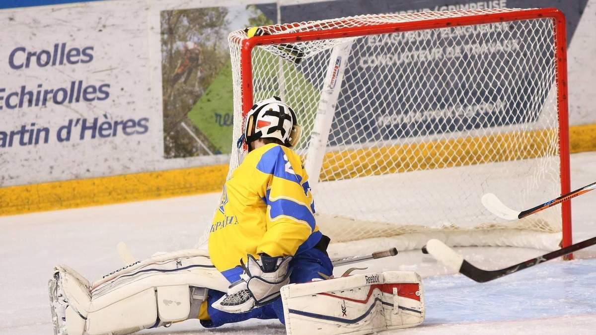 Українські хокеїсти повторили 20-річний антирекорд