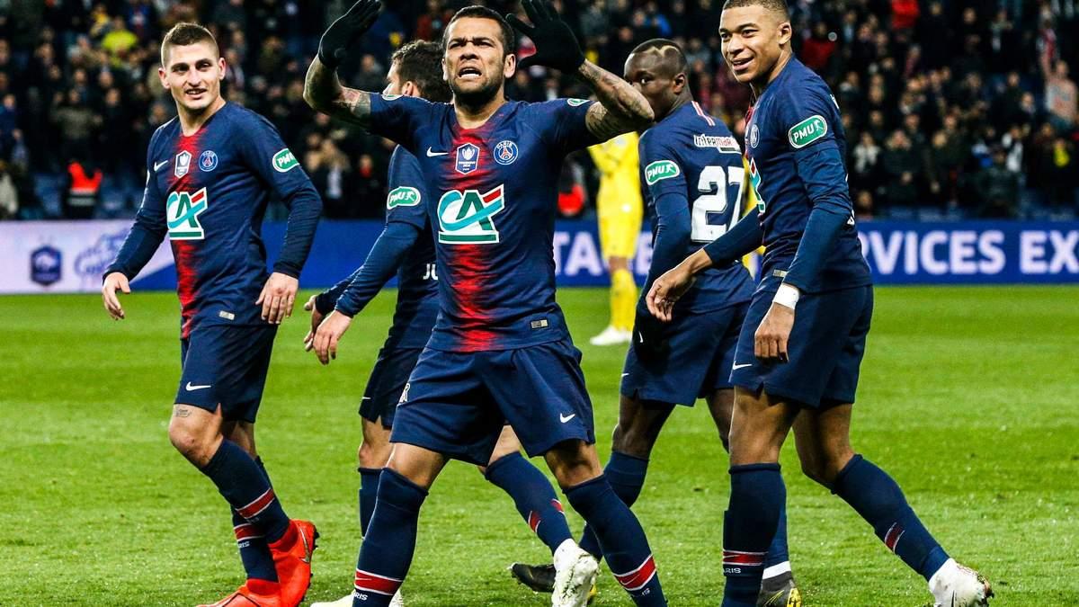 Гравці ПСЖ вийдуть на наступний матч у футболках із зображенням Нотр-Дам: фото