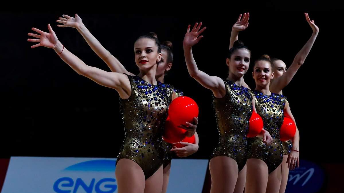 Українські гімнастки здобули золото на етапі Кубка світу: відео неймовірного виступу