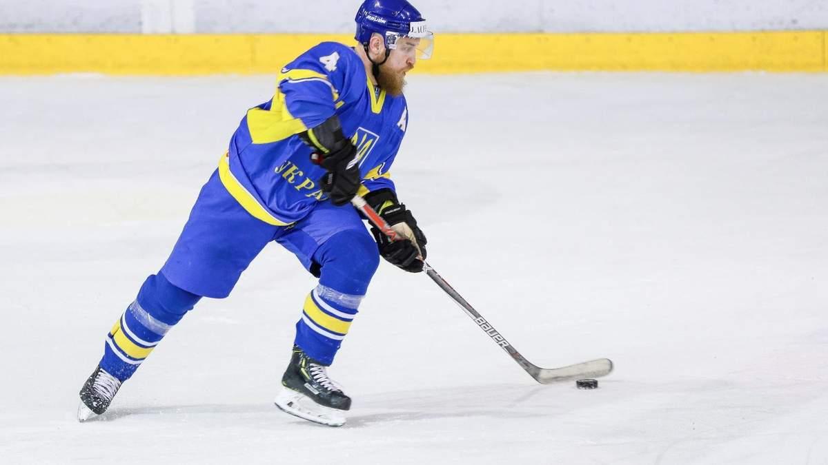 Збірна України з хокею зазнала принизливої поразки у товариському матчі