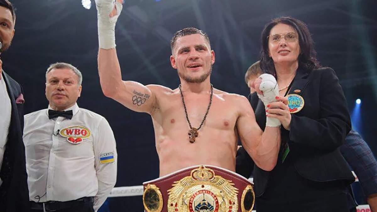 Берінчик хоче бій за титул WBO і готовий зустрітися з Ломаченком