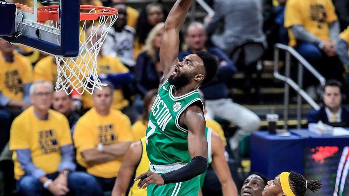 """""""Бостон"""" першим вийшов до наступного раунду плей-офф НБА"""