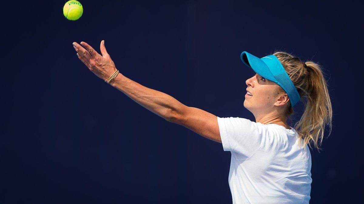 Світоліна й надалі шоста ракетка світу, Козлова піднялася у рейтингу WTA