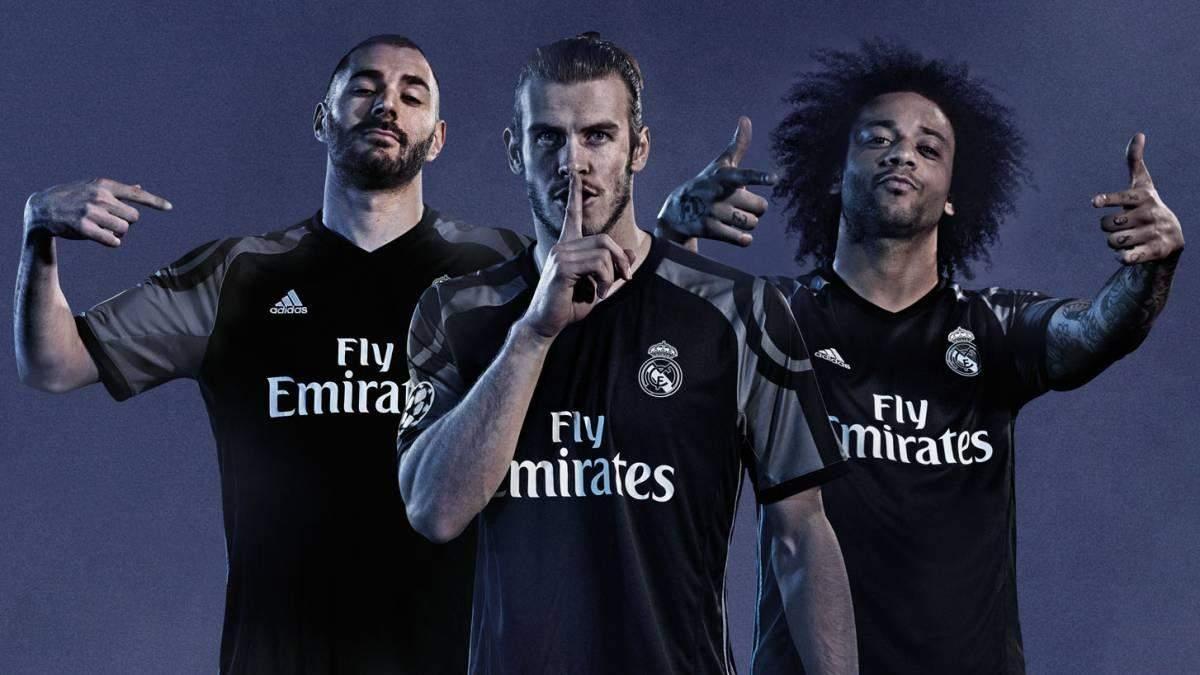 """""""Реал"""" отримає 1,6 мільярда євро від adidas"""
