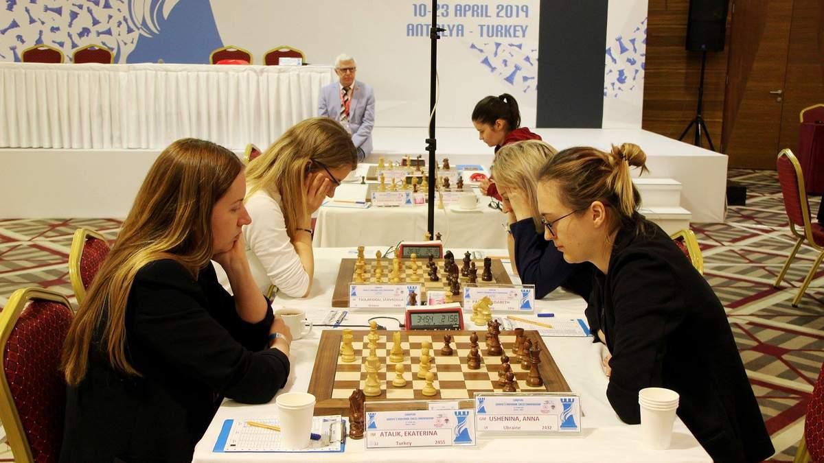 Две украинки завоевали путевки на Кубок мира по шахматам