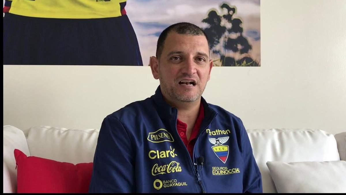 Тренера жіночої збірної Еквадору звільнили після звинувачення у сексуальних домаганнях