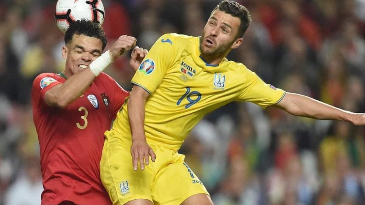Справа Мораеса: УЄФА переніс розгляд натуралізації гравця збірної України