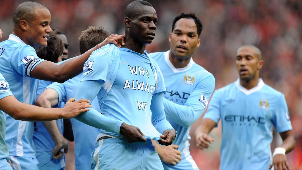 """""""Манчестер Юнайтед"""" – """"Манчестер Сіті"""" – найепічніші протистояння в історії клубів: відео"""