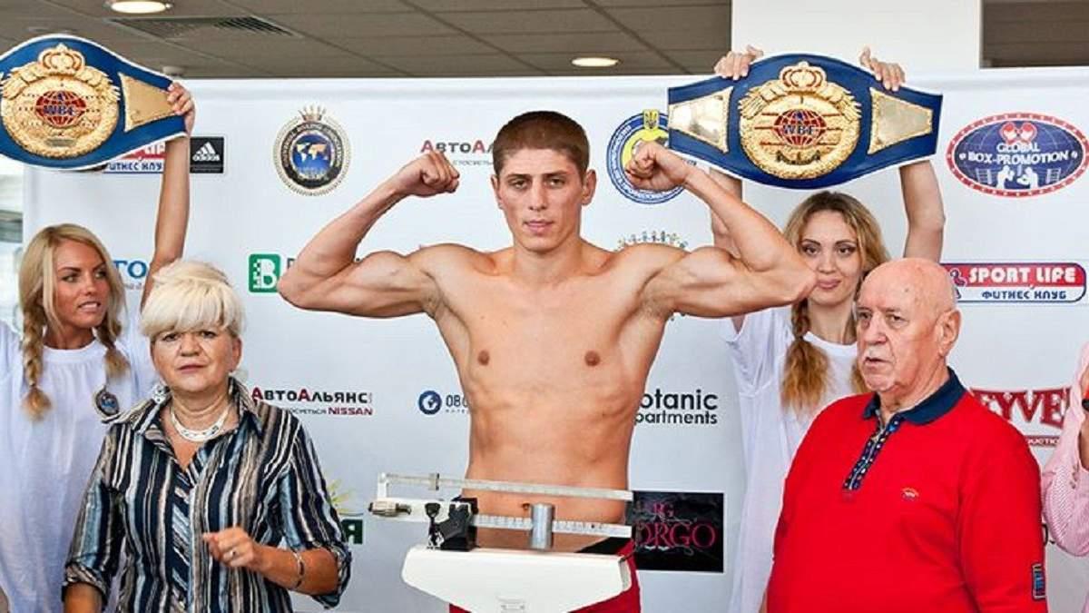 Відомий український боксер проведе бій за пояс WBC: відомо дату