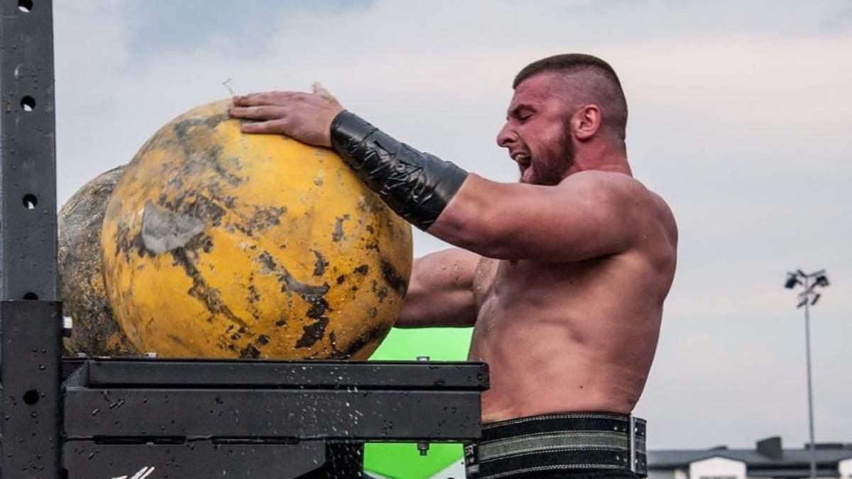 Від бальних танців до стронгмену: інтерв'ю з чемпіоном України Павлом Кордіякою