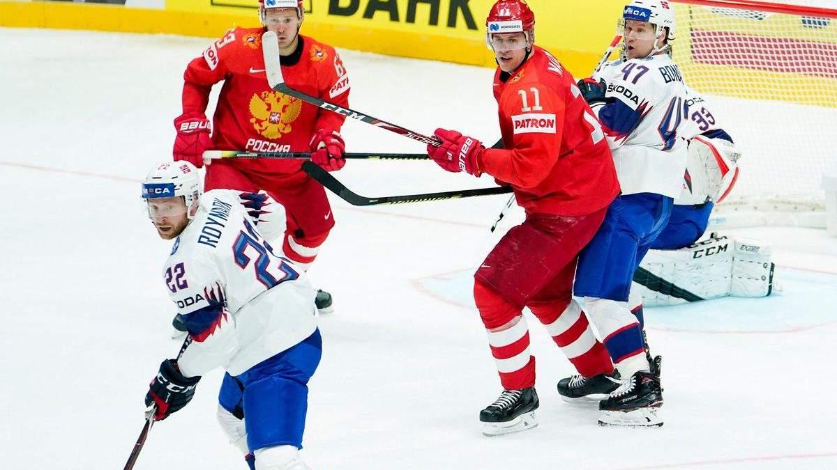 Чемпіонат світу з хокею 2019 року