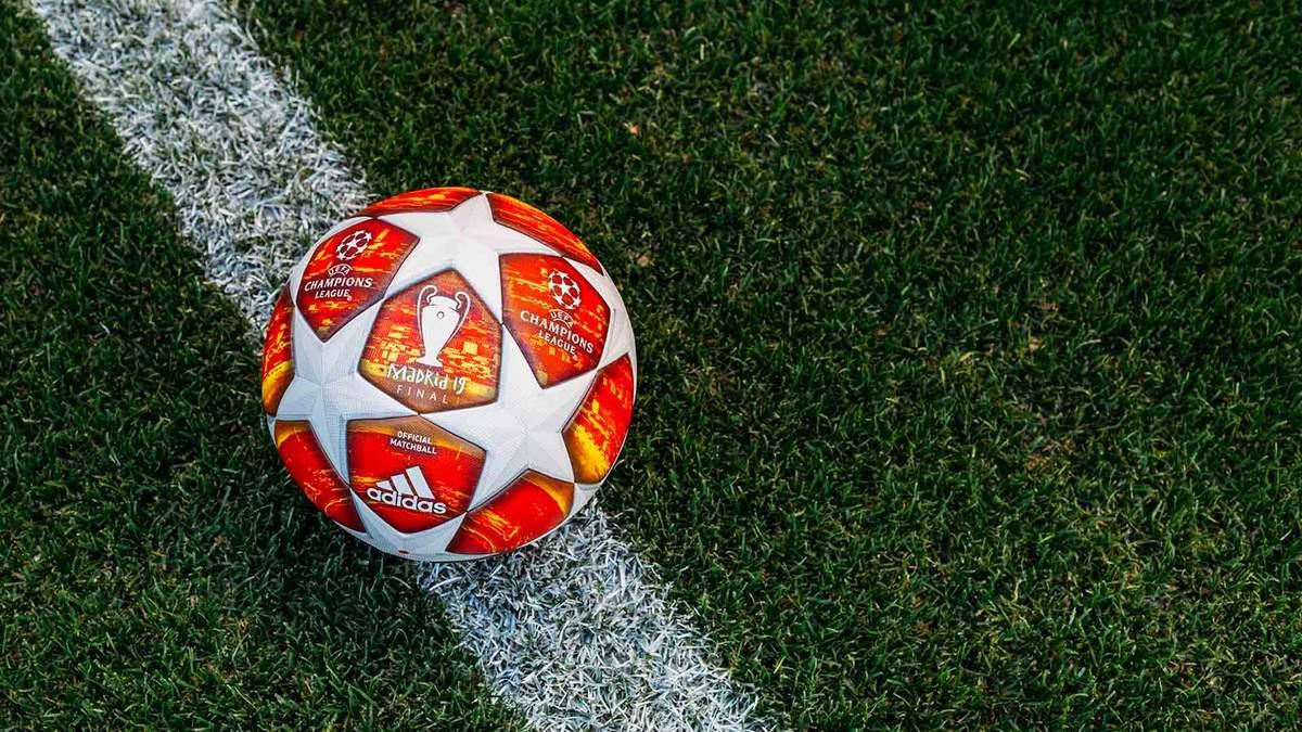 Матч Лиги чемпионов сезона 2018-2019