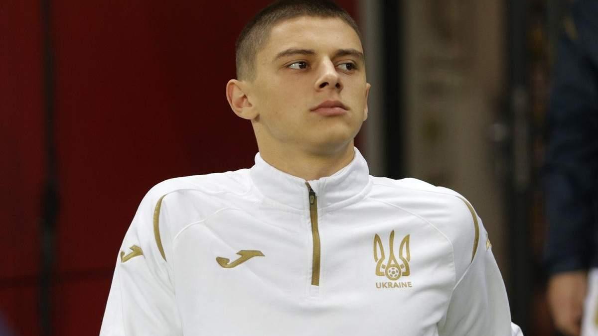 Ключовий гравець збірної України через прикру травму пропустить чемпіонат світу U-20