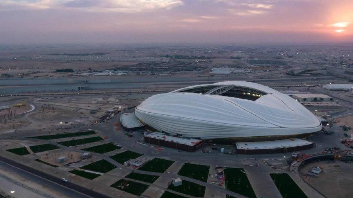 Стадіон до ЧС-2022 за проектом Захи Хадід відкрили у Катарі: фото неймовірної споруди
