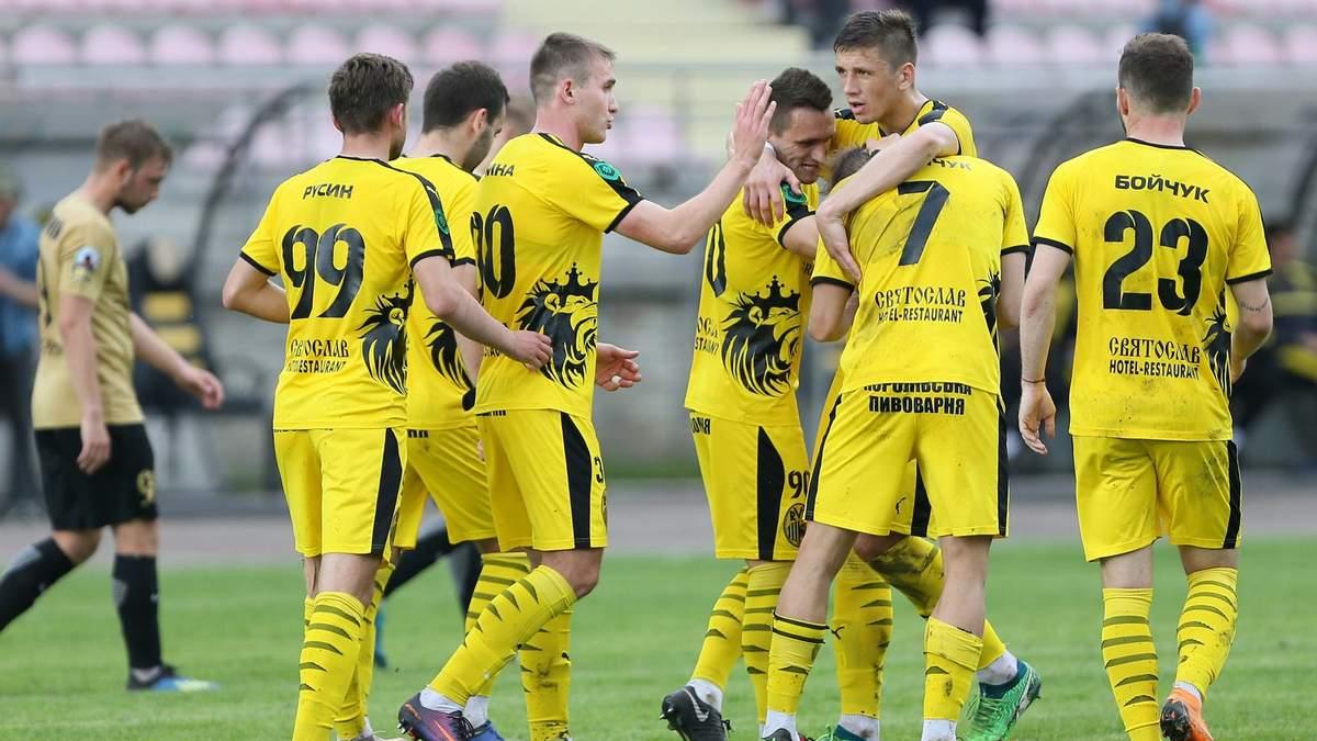 Команда Першої ліги забила 10 голів у ворота суперників: відео