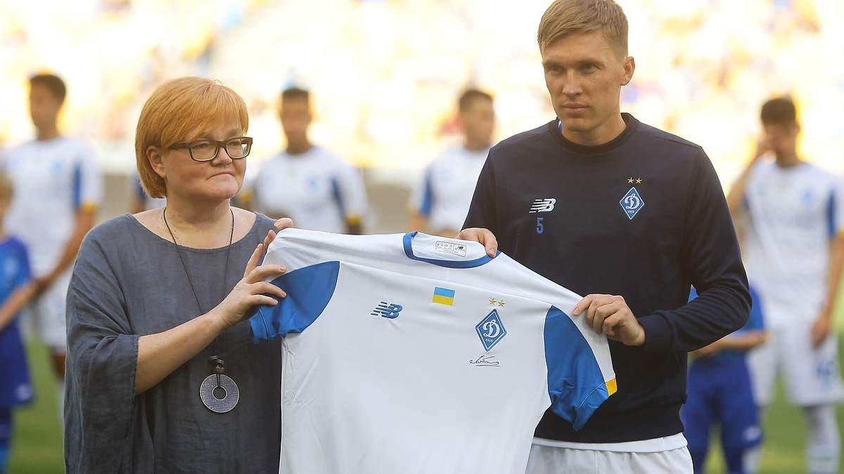 """""""Динамо"""" офіційно представило форму на новий сезон: фото та відео"""