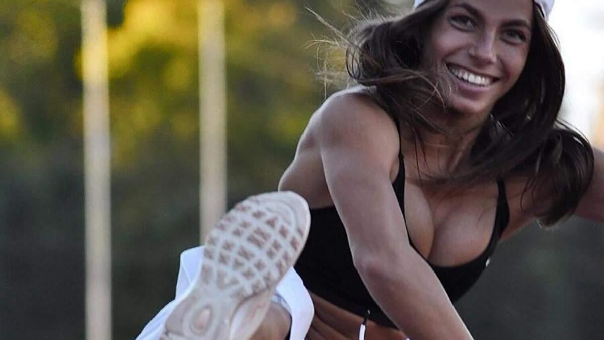 Марина Бех-Романчук показала шалене тренування: захопливе відео