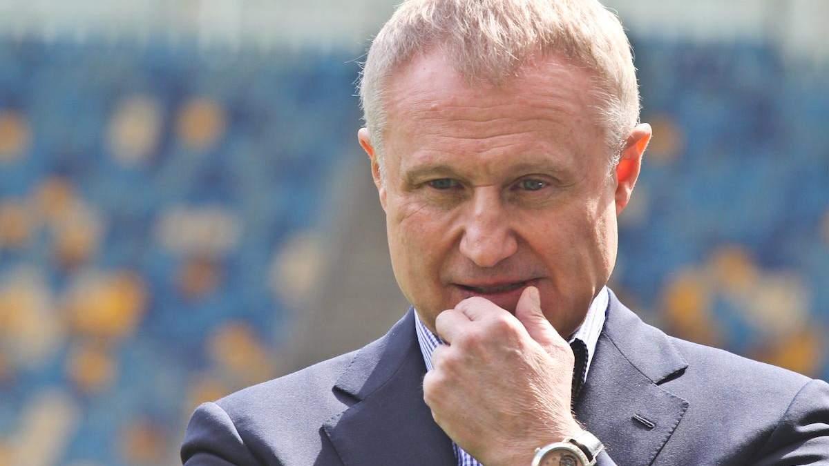 Григорій Суркіс знову може пройти до Верховної Ради