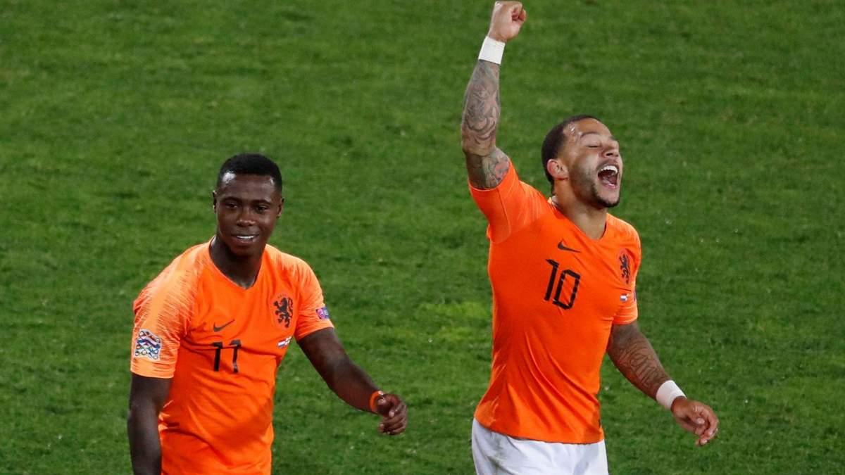 Португалия - Нидерланды: где смотреть онлайн 09.06.2019 - финал Лиги наций