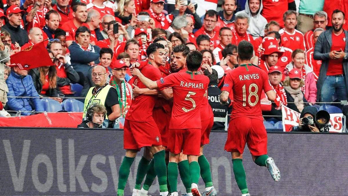 Португалія – Нідерланди: огляд матчу та відео голів 09.06.2019 - фінал Ліги націй
