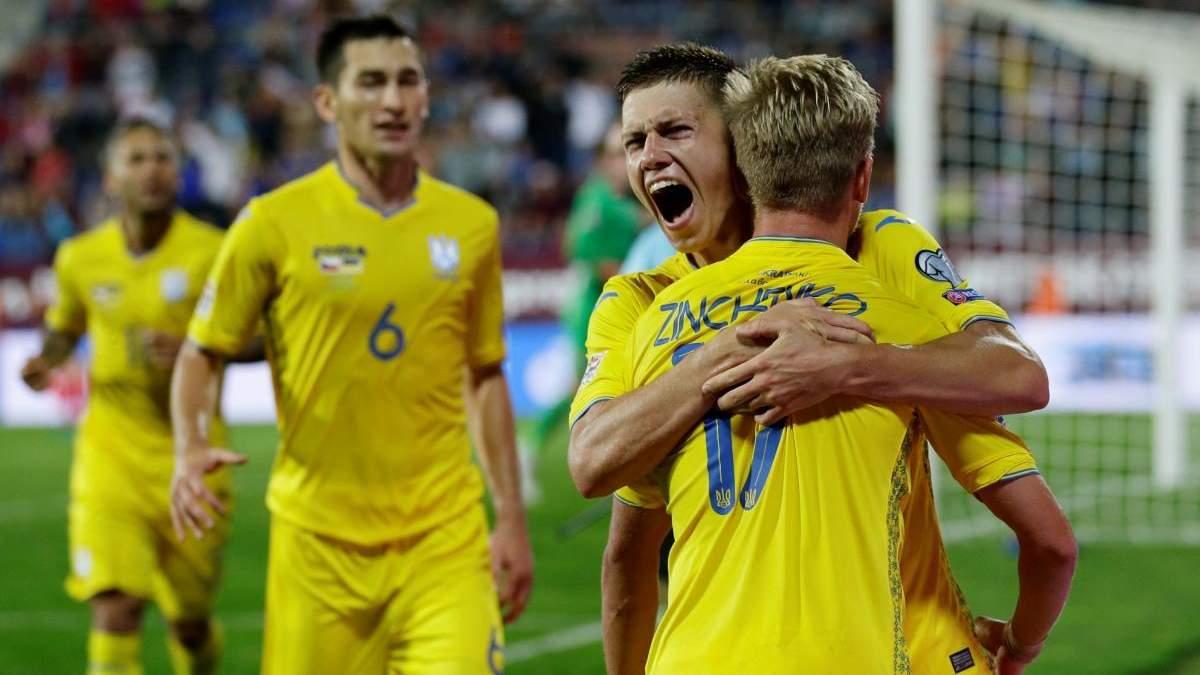Украина - Люксембург прогноз на матч Евро 2020 - 10 июня 2019