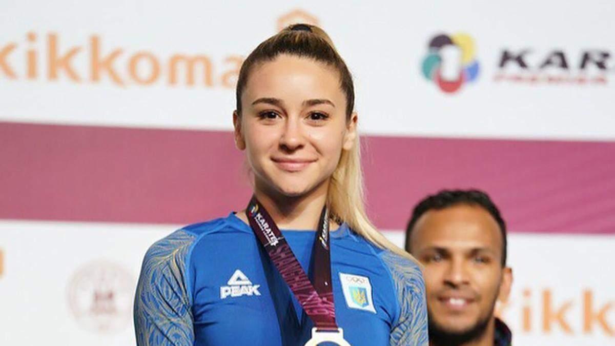 Українська каратистка показала фото жахливої травми, з якою вона билася у фіналі та перемогла
