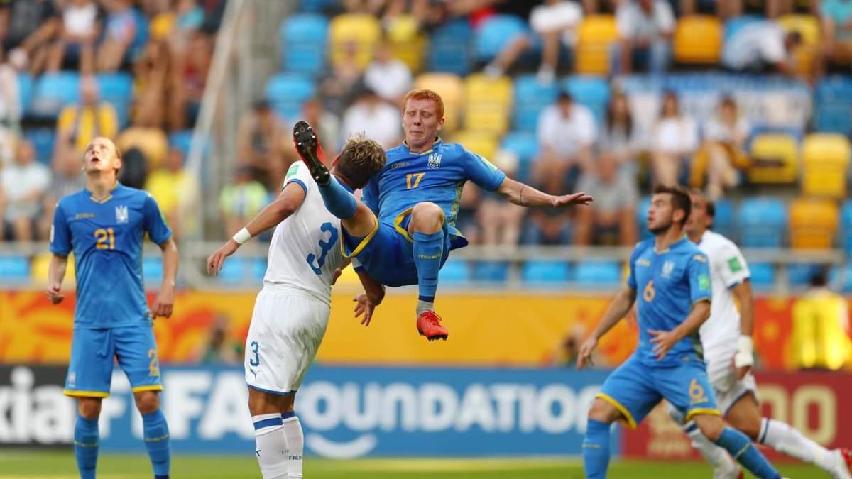 Збріна України U-20 зіграє у фіналі Чемпіонату світу