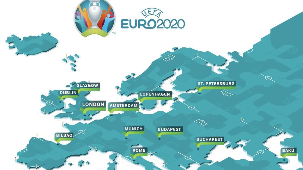 Стартував перепродаж квитків на Євро-2020: ціна та де купити