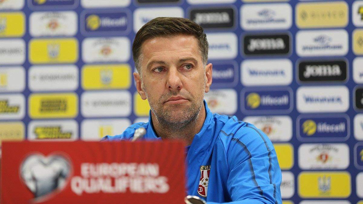 Младен Крстаїч покинув збірну Сербії