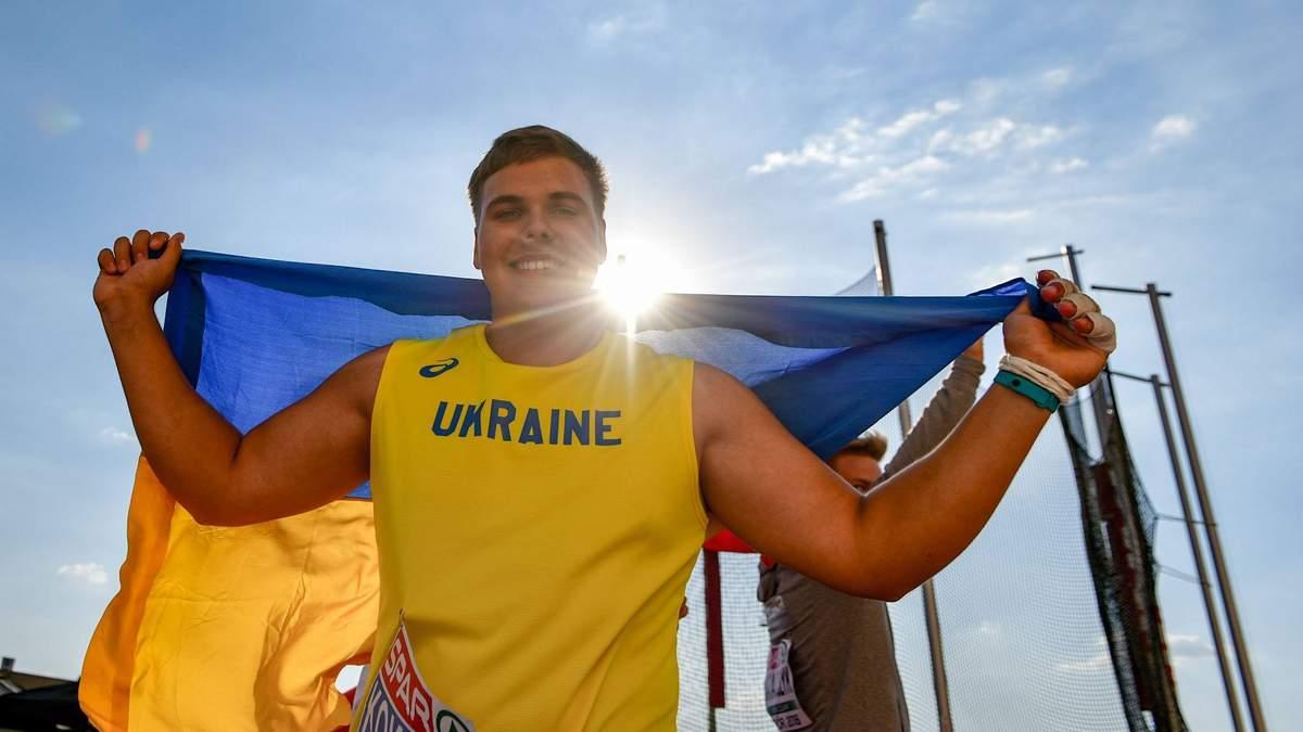 18-річний Кохан виборов золото на турнірі у Фінляндії, перемігши олімпійського чемпіона
