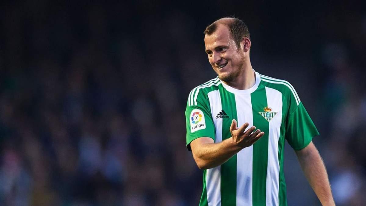 Зозуля не может договориться о контракте с испанским клубом