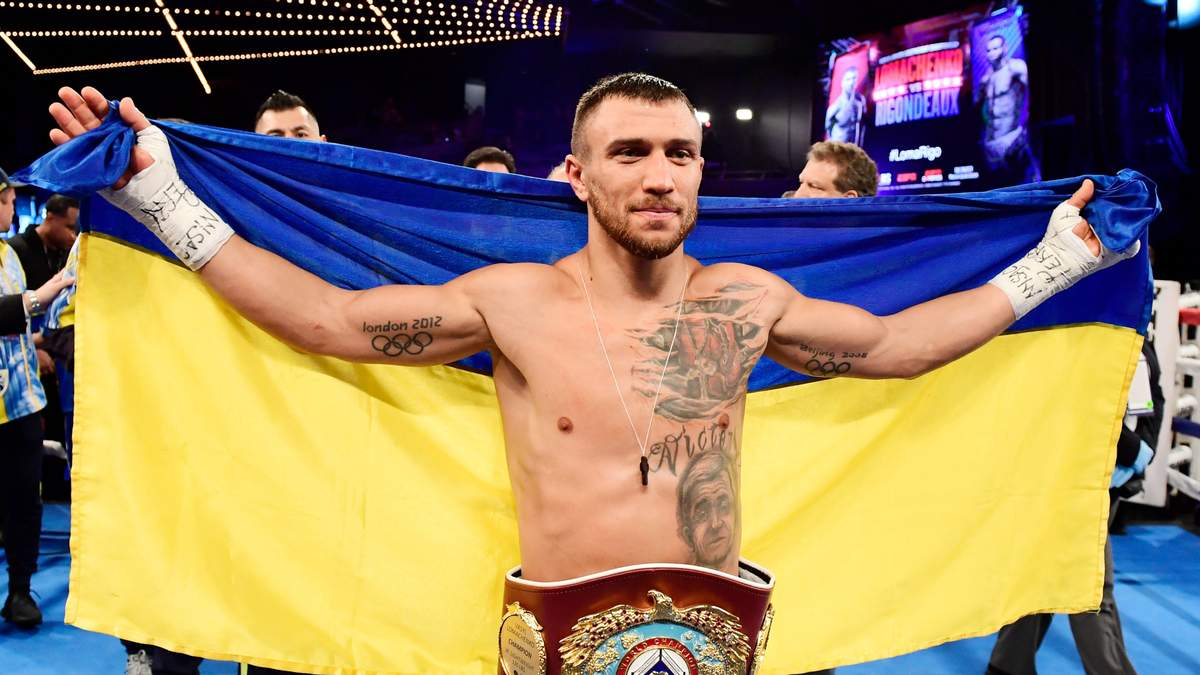 Ломаченко – Кемпбелл – час, дата і місце бою за пояс WBC