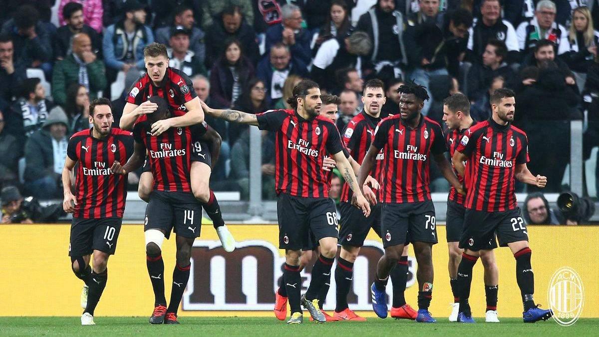 """""""Милан"""" не сыграет в Лиге Европы из-за нарушения финансового фэйр-плея: официально"""