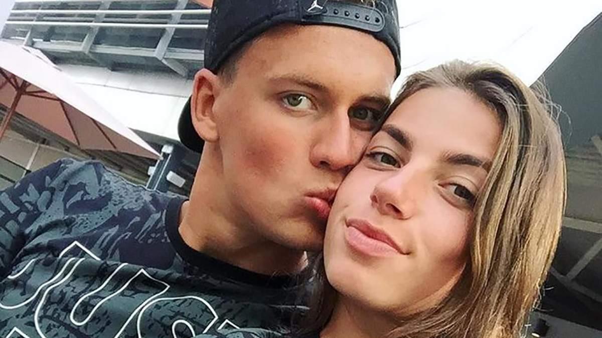 Марину Бех-Романчук встретил с соревнований муж: романтическое фото