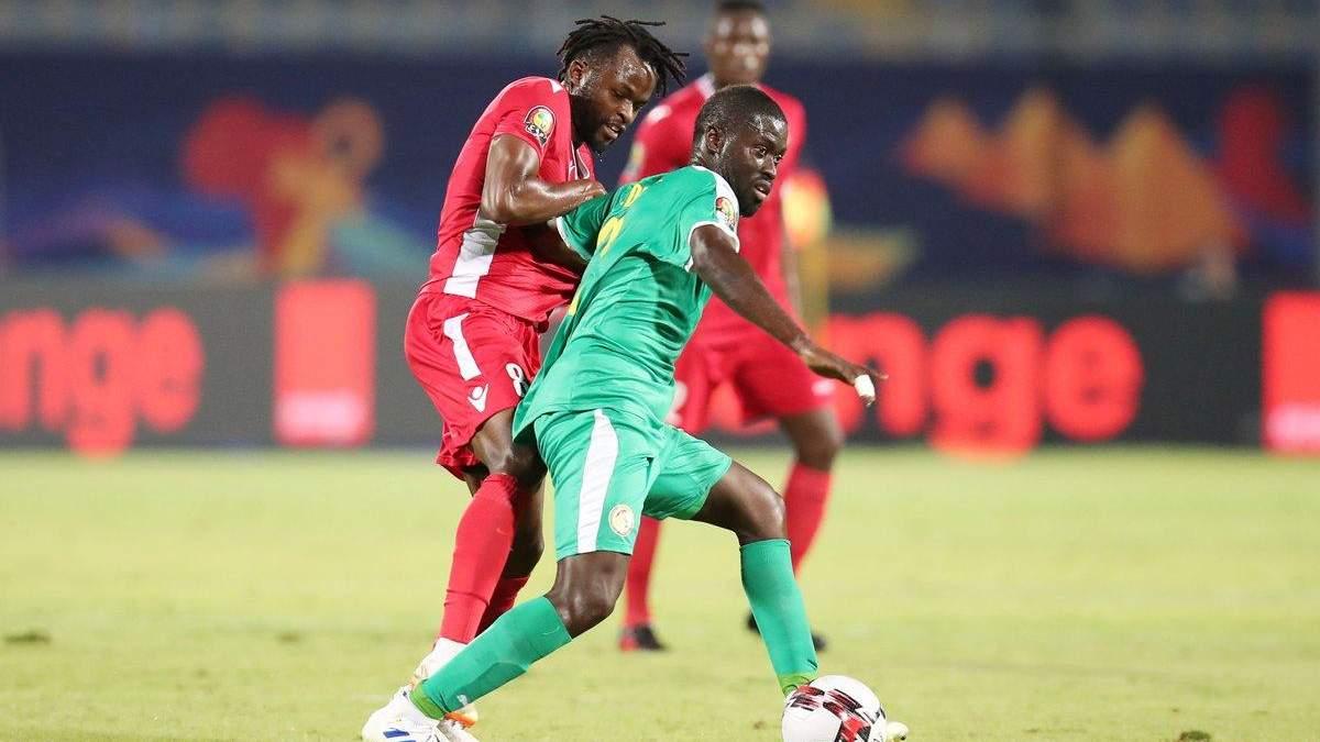 Кубок Африки результати