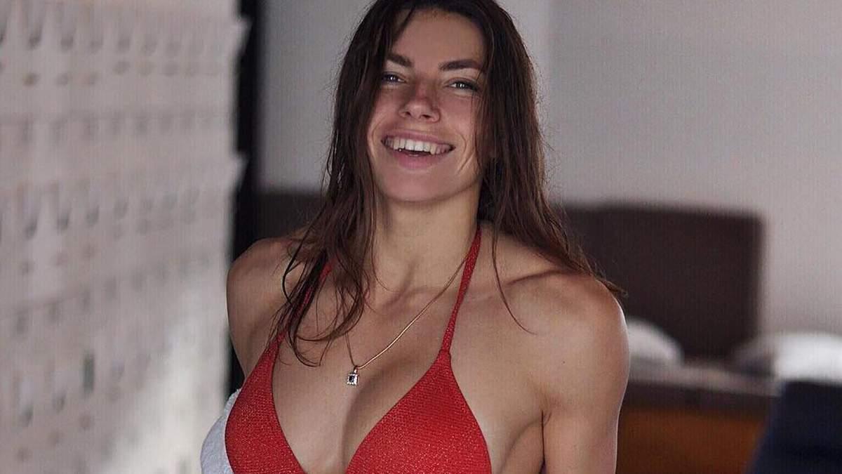 Час освіжитися: українська легкоатлетка Бех-Романчук спокусливо облилась водою для фото